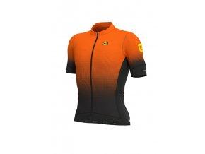 Letní cyklistický dres ALÉ PRS  DOTS