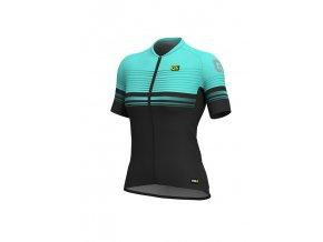 Letní cyklistický dres ALÉ GRAPHICS PRR  SLIDE LADY