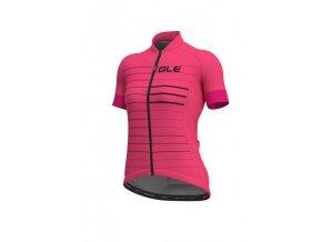 Letní cyklistický dres ALÉ SOLID  ERGO LADY