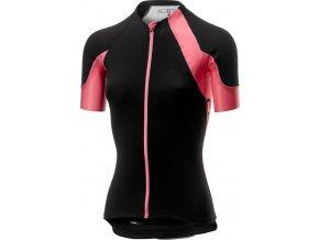 Castelli – dámský dres Sheggia 2, black/pink
