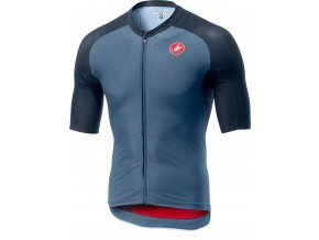Castelli - pánský dres Aero Race 6.0, light steel blue