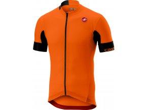 Castelli - pánský dres Ar 4.1 Solid, orange