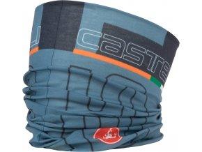 Castelli - nákrčník Head Thingy, light steel blue