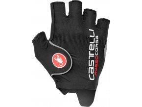 Castelli - pánské rukavice Rosso Corsa Pro, black