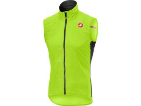 Castelli – vesta Pro Light Wind, yellow fluo