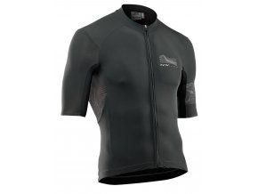 Cyklodres NORTHWAVE Extreme3 Jersey Short Sleeves Graphite