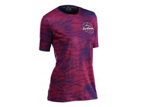 Cyklodres NORTHWAVE Enduro Wmn Jrs S/S Mtb Mineral Purple - dámský