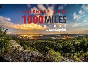 Kalendář 1000 Miles 2019