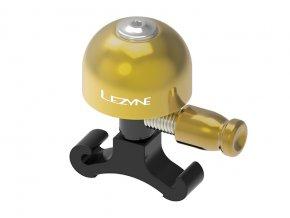 zvonek classic brass bell black