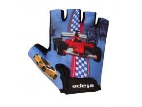 Etape - dětské rukavice TINY, modrá