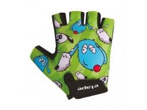 Etape - dětské rukavice TINY, zelená