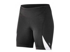 Etape - dámské kalhoty TERRY, černá/bílá