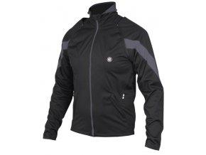 Etape - pánská bunda STRONG WS, černá/antracit