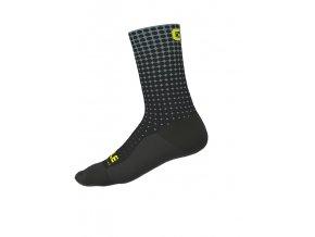 Zimní cyklistické ponožky ALÉ CALZA DOTS H18