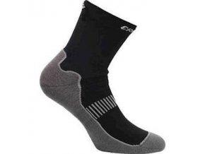Ponožky CRAFT Active Basic 2-pack černá 34-36