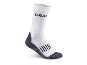 Ponožky CRAFT ActiveTraining 2-pack bílá 34-36