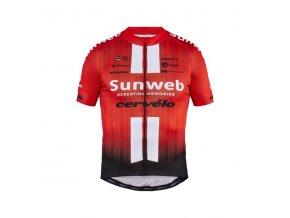cyklodres craft sunweb replica ss cervena 2