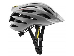 19 MAVIC HELMA CROSSRIDE SL ELITE W WHITE/LOLLIPOP 406947 S