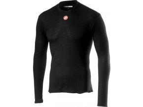 Castelli – pánské funkční prádlo Prosecco R LS, black