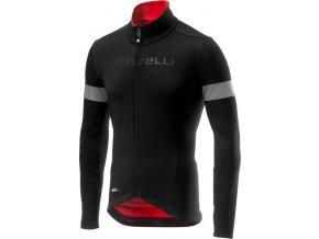 Castelli - pánský dres Nelmezzo RoS, black/red
