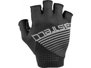 Castelli – rukavice Competizione, black