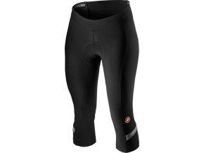 Castelli - dámské ¾ kalhoty Velocissima 2 Knickers s vložkou, black