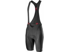 Castelli - pánské kalhoty Competizione s vložkou, dark grey