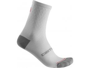 Castelli - dámské ponožky Pro, white