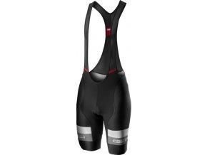Castelli - pánské kalhoty Competizione s vložkou, black