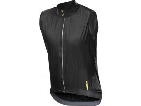 20 MAVIC VESTA ESSENTIAL WIND BLACK (L40182600)