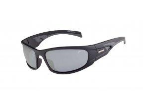 Sportovní sluneční brýle RELAX Nargo černo šedé R5318