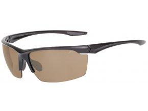Sportovní sluneční brýle RELAX Ambu černé R5398A
