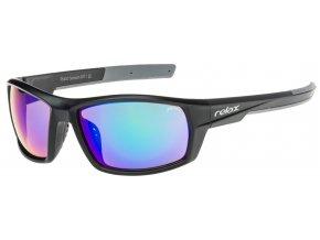 Sportovní sluneční brýle Relax Sampson R5403D
