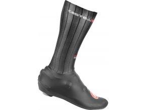 Castelli - návleky Fast Feet TT, black