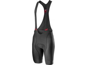 Castelli - pánské kalhoty Competizione s vložkou, dark dray