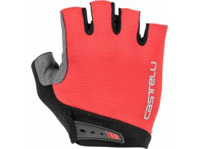 Castelli – rukavice Entrata, red