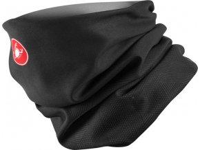 Castelli - multifunkční šátek Pro Thermal, light black