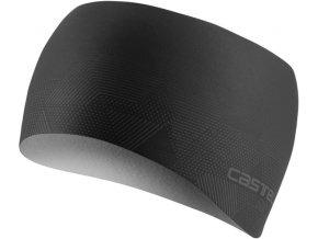 Castelli – čelenka Pro Thermal, light black
