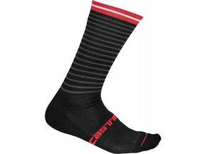 Castelli - ponožky Venti Soft, black