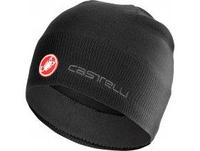 Castelli - čepice GPM Beanie, black