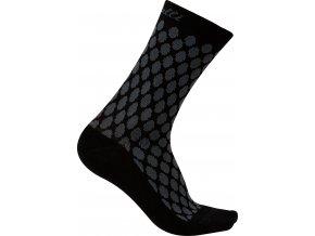 Castelli - dámské ponožky Sfida 13 cm, black