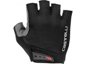 Castelli – rukavice Entrata, black