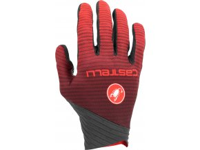 Castelli - rukavice CW 6.1 Cross, red