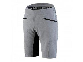 Volné cyklistické kalhoty Dotout Phantom Pant - Melange Light Grey