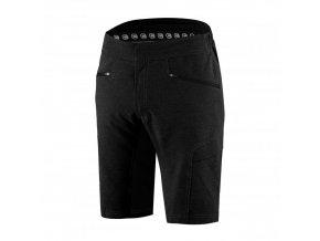 Volné cyklistické kalhoty Dotout Phantom Pant - Black