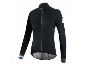 Dámská cyklistická bunda Dotout Hurricane W Jacket - black