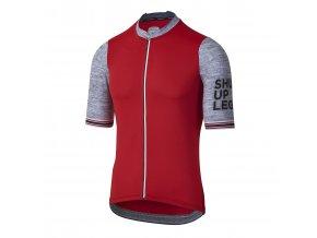 Cyklistický dres Dotout Venture Jersey - Red