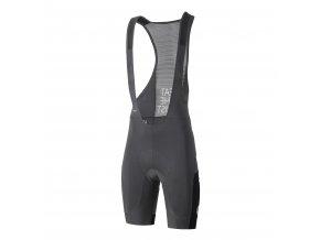 Cyklistické kalhoty Dotout Shadow Bib Short - Anthracite