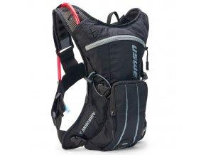 Cyklistický batoh USWE Airborne 3 - black/grey