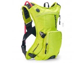 Multisportovní batoh s pitným vakem USWE Outlander 3 - crazy yellow